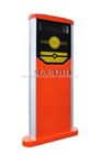 中距离读卡票箱(可双面装读卡器)-停车场道闸系统配套机箱