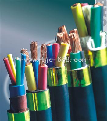 耐高温控制电缆DJFFP耐高温计算机屏蔽电缆