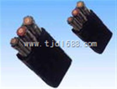 齐全YCB-J起重机专用橡套扁电缆 YCB-J软丝弱度加强型钢丝扁电缆