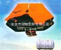 KHZ型自扶正气胀救生筏