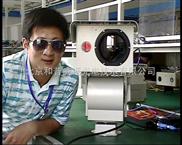 双波段远距离热成像摄像机