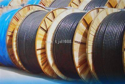 铜芯电缆YJV交联电缆价格 铝芯电缆YJLV交联电缆厂家