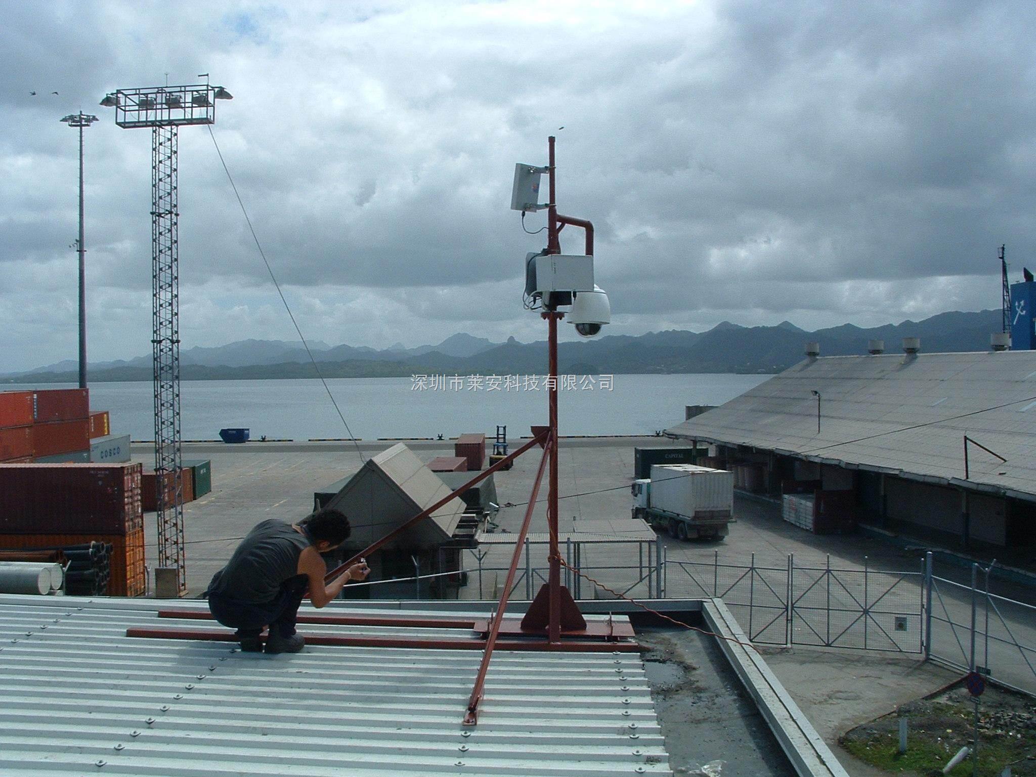 双通道mimo室外网桥无线传输方案