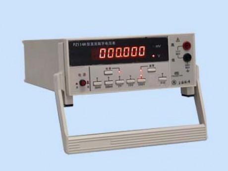 pz114a型直流数字电压表 pz126型直流数字电压表 uj33a直流电位差计
