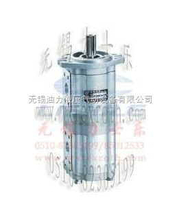 齿轮泵 CBTL-F410/F410-ALP