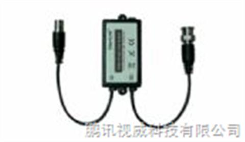 鹏讯视频滤波隔离器 音视频地回路隔离滤波器专业厂家