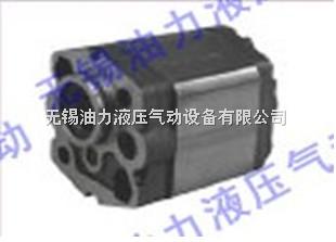 齿轮泵 CBD-F205.8 后进油,侧面出油,螺纹为ZG3/8