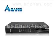 巨峰 4路硬盘录像机DVR D1录像 全实时监控 带云台控制