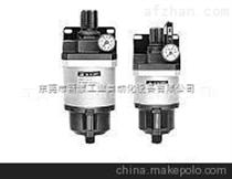 SMC帶油霧分離器%SMC液壓緩沖器