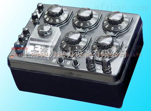 qj23直流电阻电桥-上海铮力电力设备有限公司