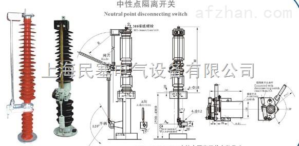 产品名称:高压隔离开关 产品型号:GW8-110/400 产品关键字:GW8-110、GW8-110、GW8-110 厂家承诺:2天发货,5天包退,7天包换,一年保修。 GW8-110/400产品简介: GW8系类高压隔离开关 GW8-35/400高压隔离开关 GW8-63 /400高压隔离开关 GW8-110/400高压隔离开关 中性点隔离开关系单相交流50Hz高压开关设备,额定电流:630A、1250A。在有电压无负载的情况下,作分、合变压器中性点接地线路之用。也供铁道自动闭塞信事情装置时使用。并可