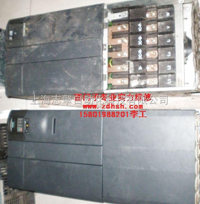 浙江西门子MM440变频器报警F0002