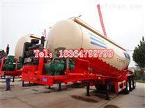 供应42立方水泥罐半挂车粉煤灰运输车