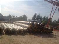 国标钢套钢蒸汽输送用保温管道近期加工成品报价