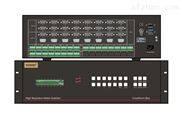 16进8出VGA音频矩阵切换器 HS-6816-08VGA