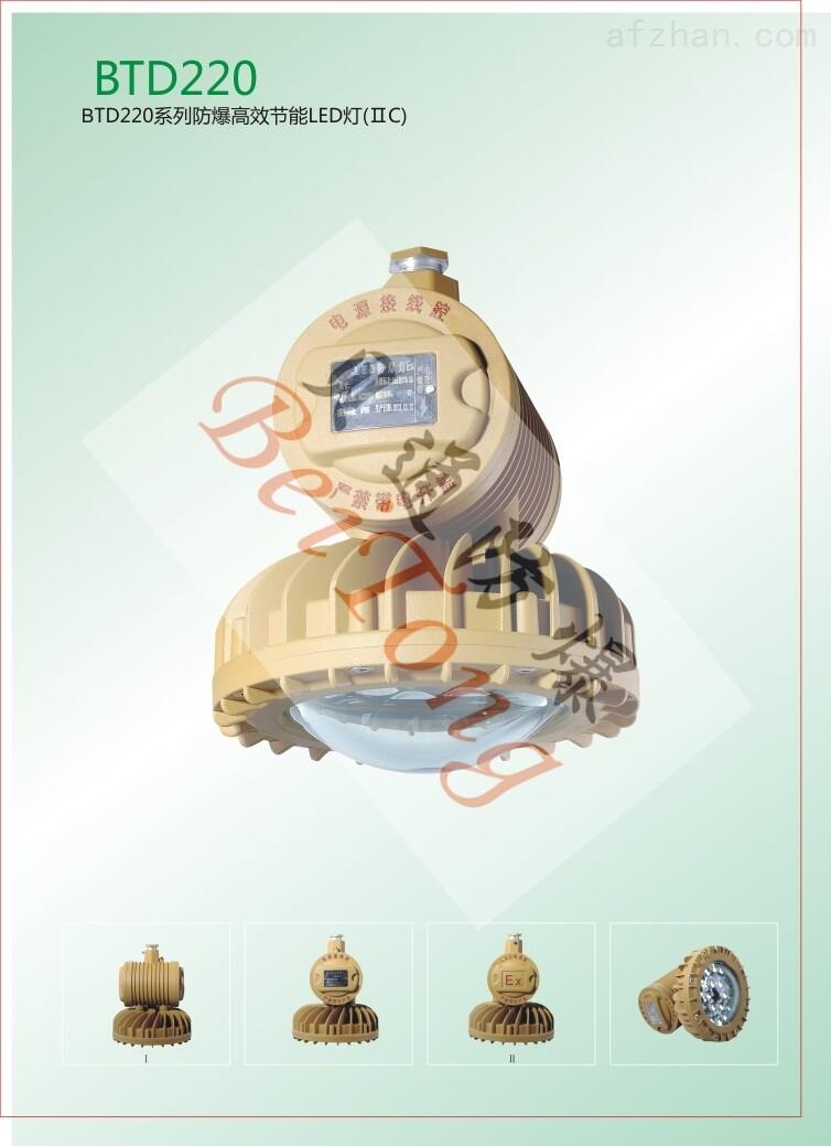 BTD220厂家直销防爆免维护LED灯60W