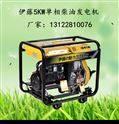 进口技术5kw柴油发电机YT6800E