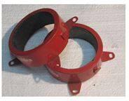 厂家生产常规红漆110管道阻火圈,价格,多少钱一个