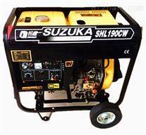190A柴油自发电电焊机