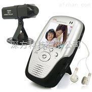监控器材 安防监控周边产品家用微型无线网络摄像机无线监控2.4G无线婴儿监控器