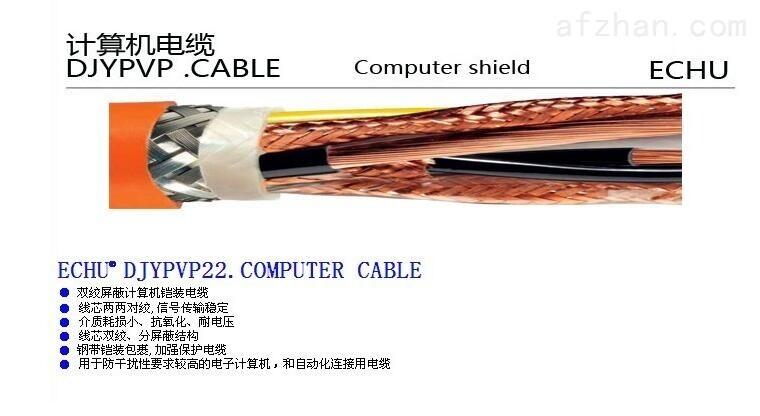DJYVP计算机电缆型号DJYVP电源连接线