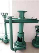 立式泥浆污水泵NL100-14-11液下泥浆排污泵加长型潜水清淤吸沙泵