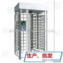 深圳鸿顺盟生产批发全静音指纹门禁滚动闸