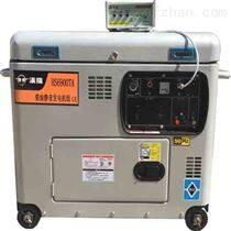 停电自启动5千瓦柴油发电机