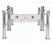 双边护栏超市感应摆闸/超市摆闸优质供应商