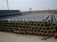 钢套钢型预制内滑动支架直埋保温管库存数量