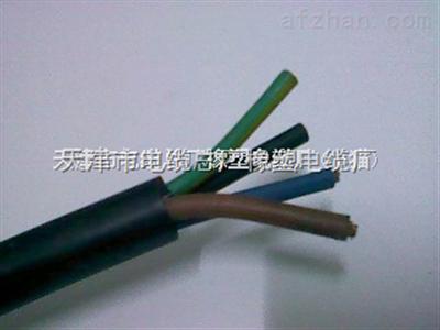 YHD野外橡胶电缆 YHD 3*25耐寒橡胶软电缆价格