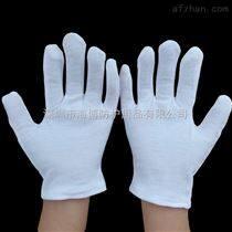 兒童表演體操運動會禮儀白手套