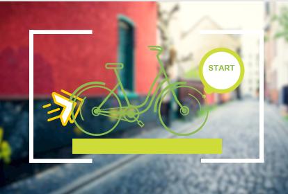 借助卫星定位 杭州延安路试点共享单车电子围栏