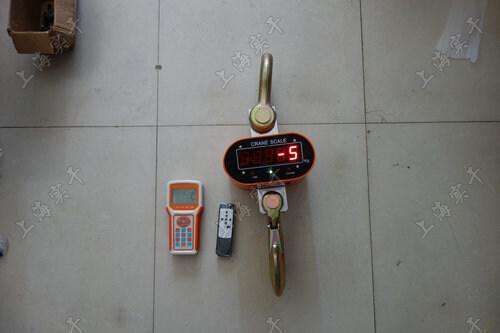 行车电子秤