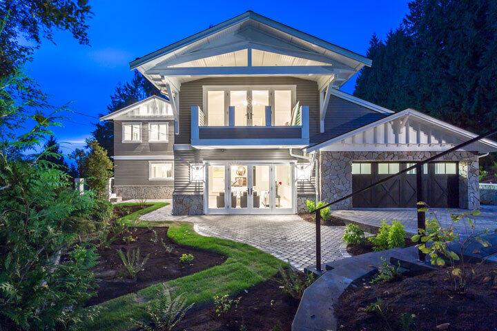 智能屋高端智能別墅私人定制智能家居設計方案