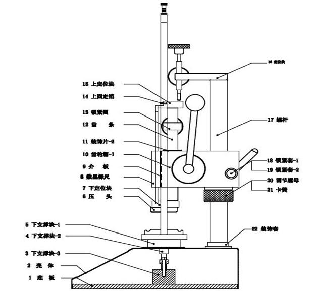 弹簧拉力测试仪试验机