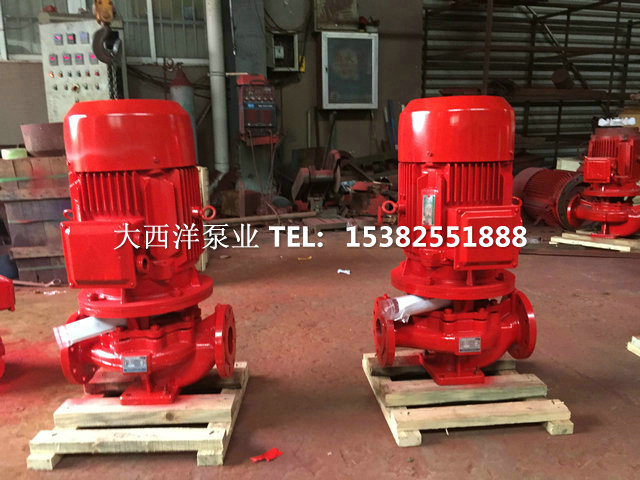 消防泵房安全管理操作规程