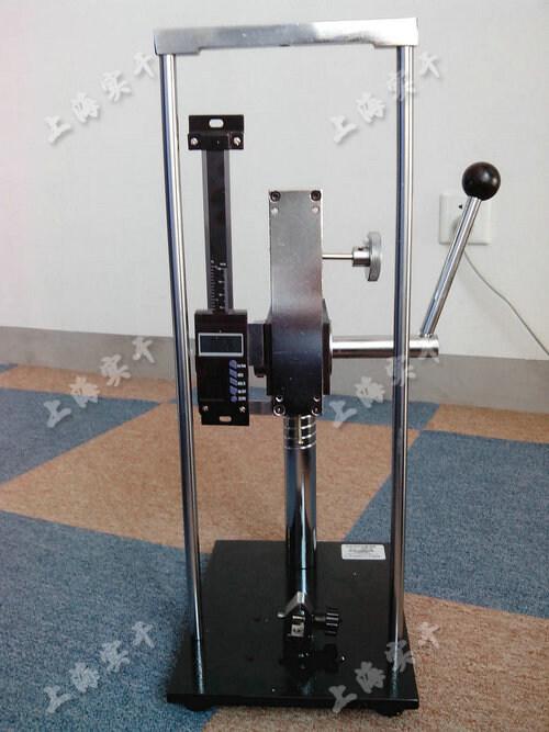 手压式拉压测试机台图片